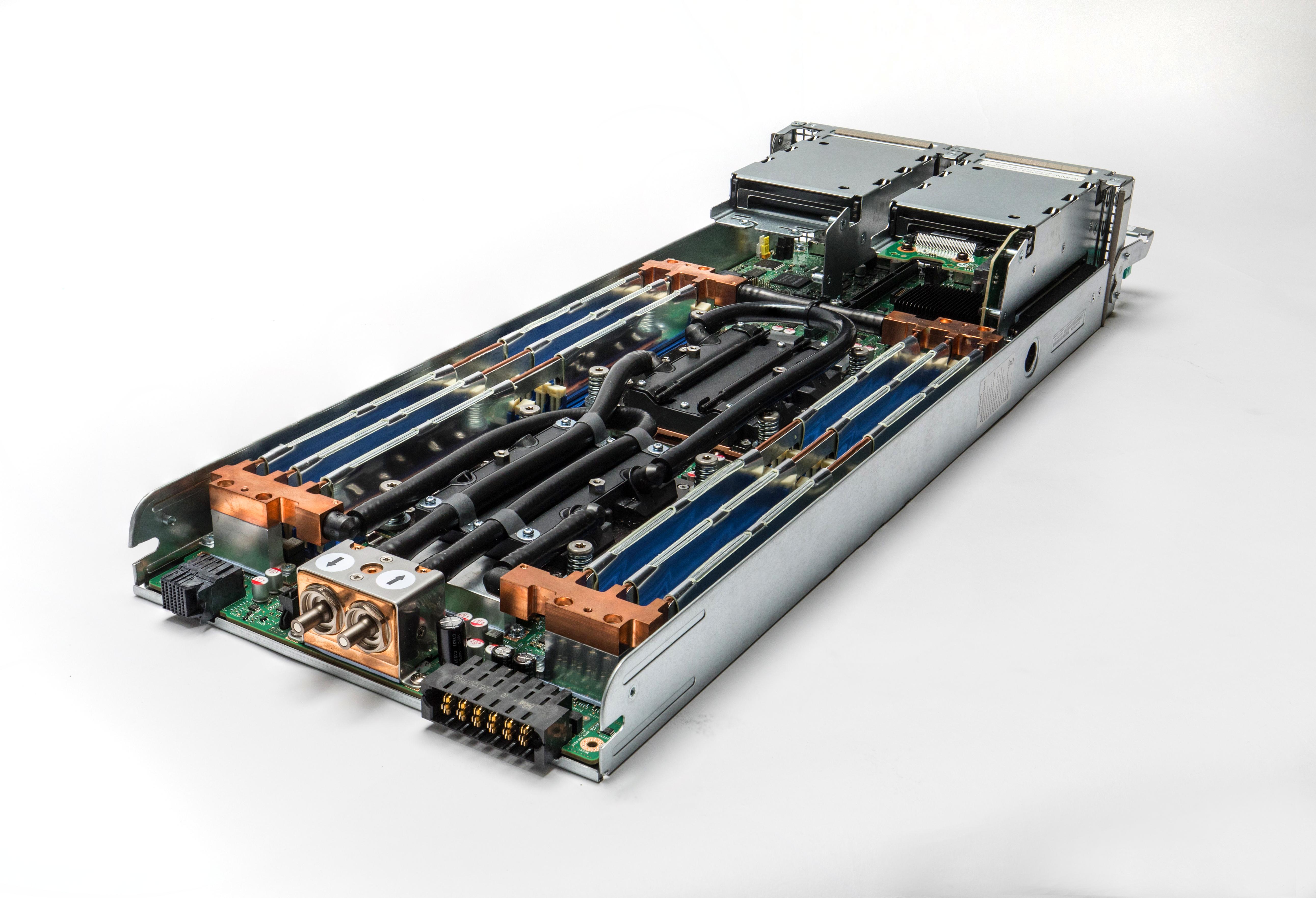 CAPTION Direct Liquid Cooled Intel S9200WK Server System.jpg