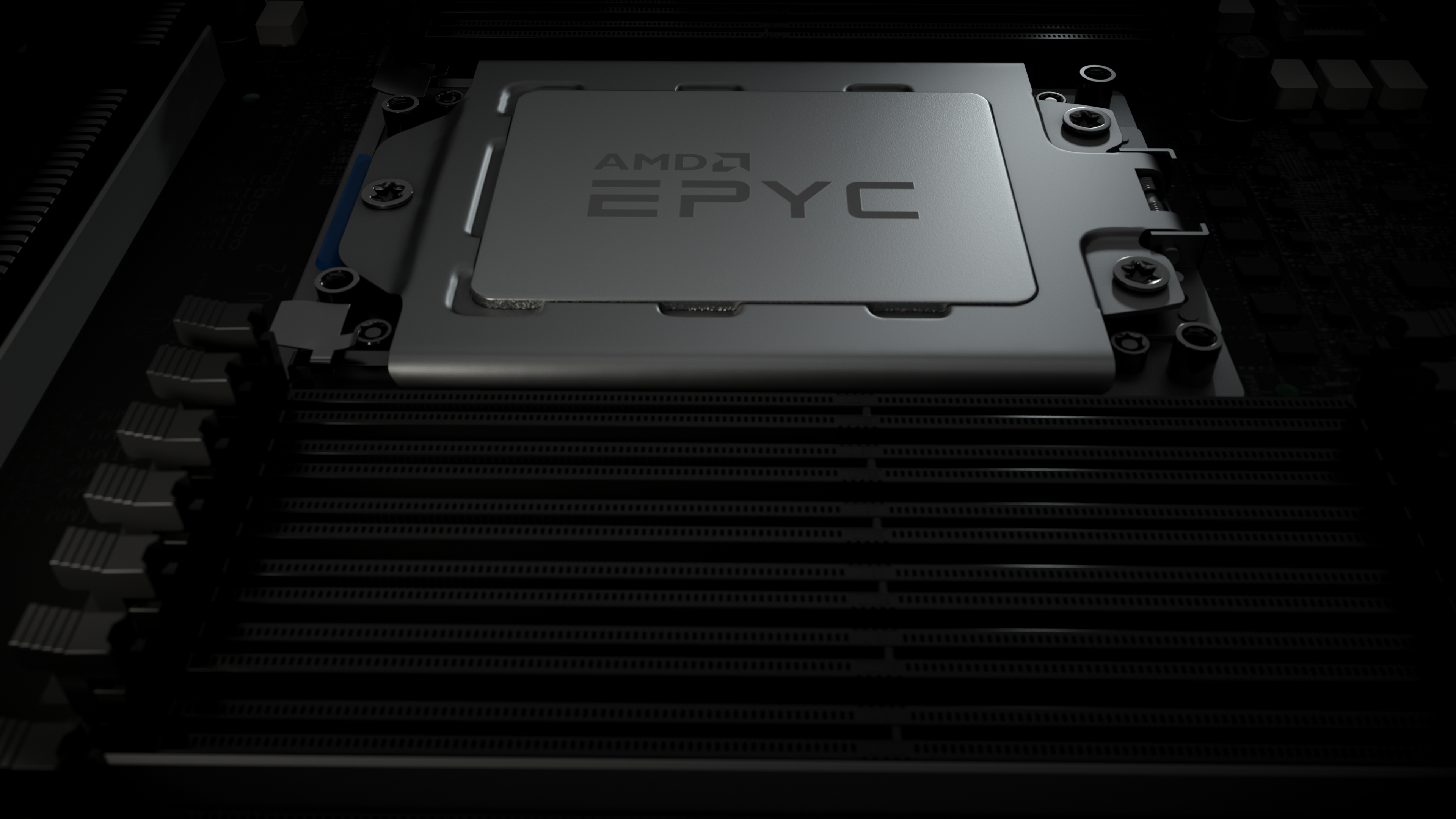 Amd Unleashes Its Second Epyc Assault On Intel S Data Center Reign Data Center Knowledge