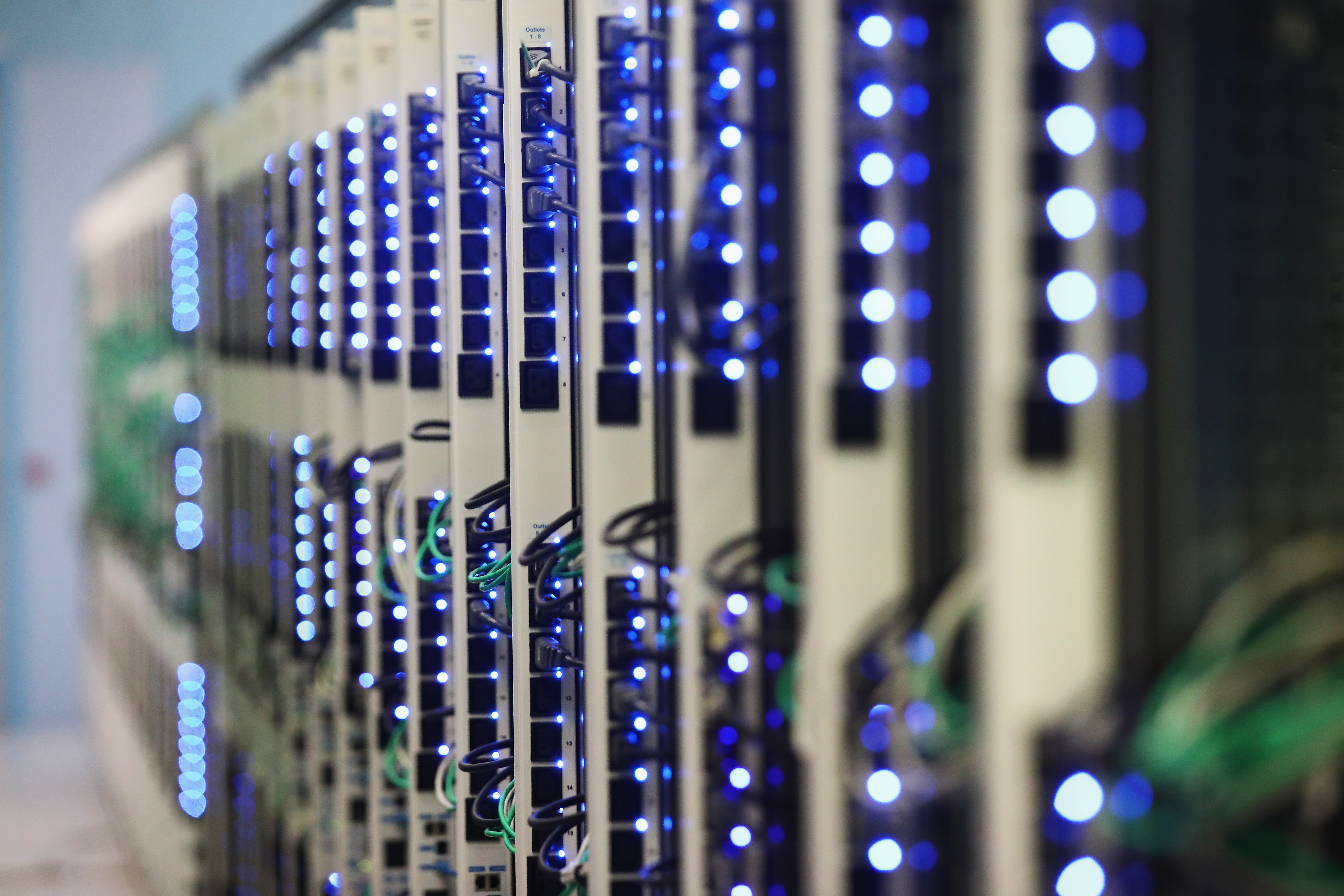 Beyond Lights Out Future Data Centers Will Be Human Free
