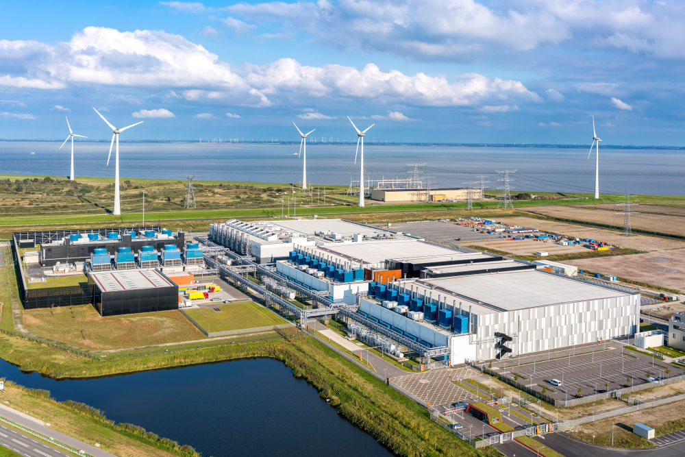 Google to Spend $1.1 Billion on New Data Centers in Netherlands