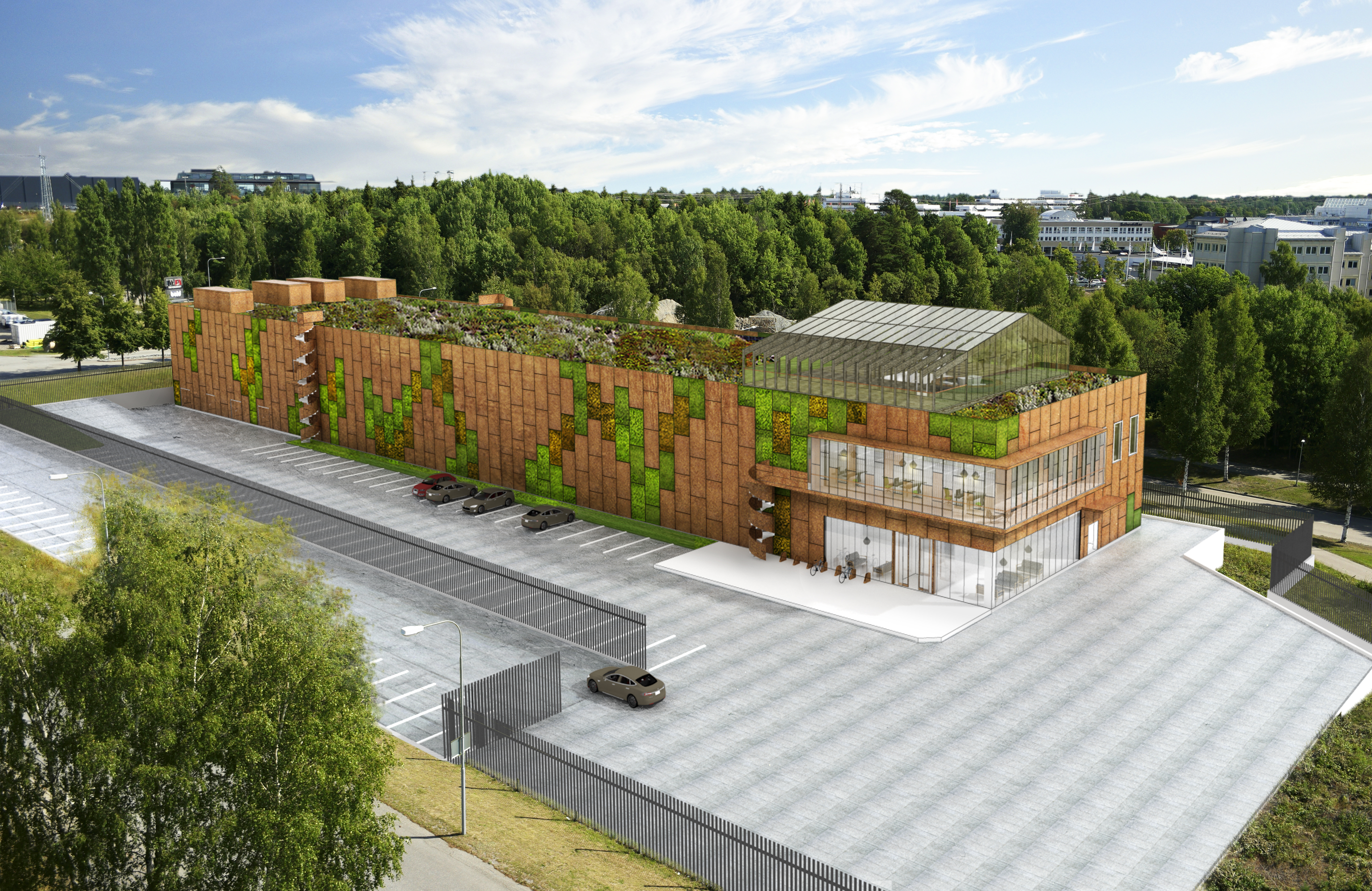 multigrid data center kista stockholm 0.