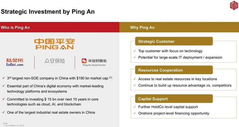 Ping An's GDS Investment Is a Bigger Deal Than US Investors