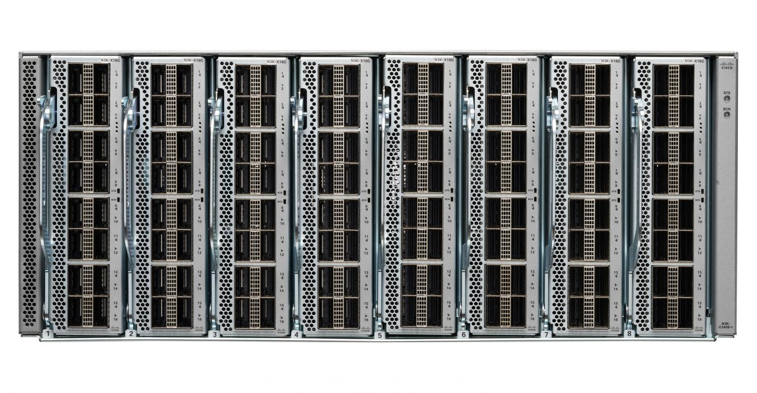 Cisco Readies 400G Network Switches for Data Centers | Data