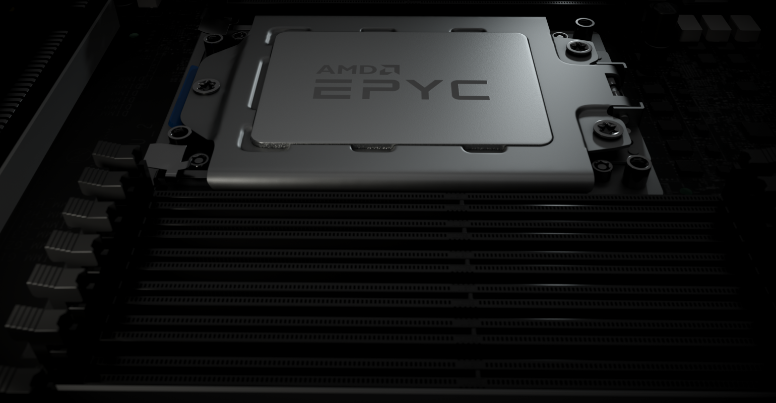 AMD Unleashes Its Second Epyc Assault on Intel's Data Center