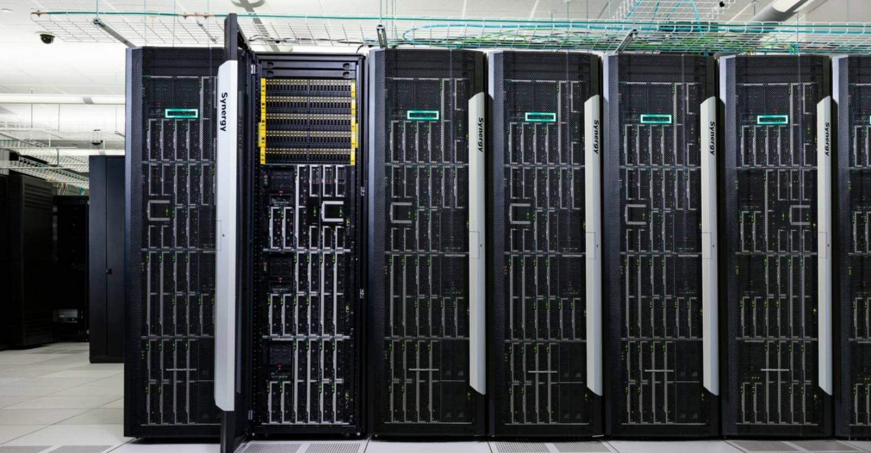 hpe to buy big data infrastructure startup bluedata data center