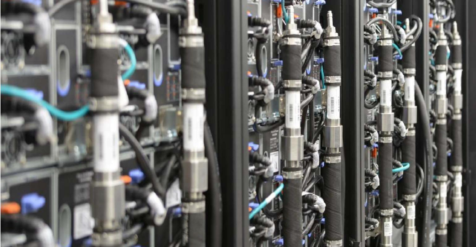Five Reasons Data Center Liquid Cooling Is on the Rise