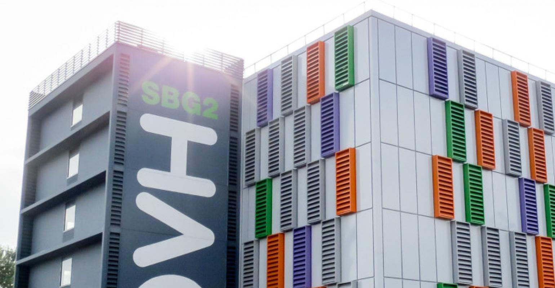 OVH SBG2 data center in Strasbourg