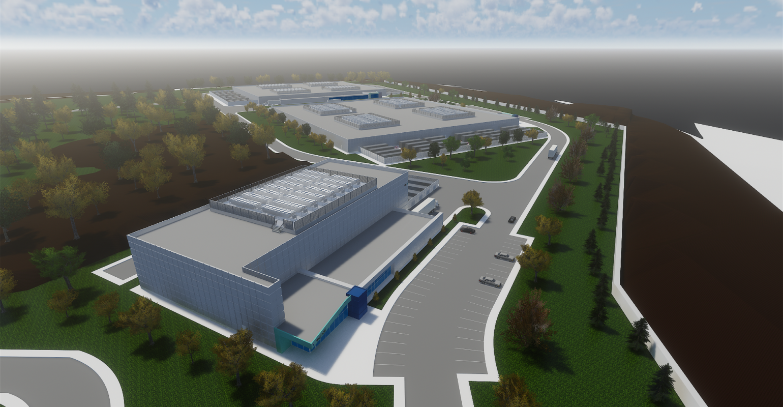 Vantage Plans Massive Northern Virginia Data Center Campus | Data