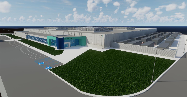 Vantage Raises $1 1 Billion to Fund Data Center Construction | Data