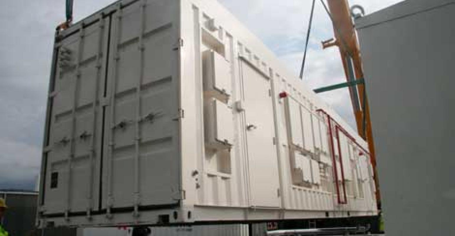 Hp To Rent Out Custom Modular Data Centers Data Center Knowledge