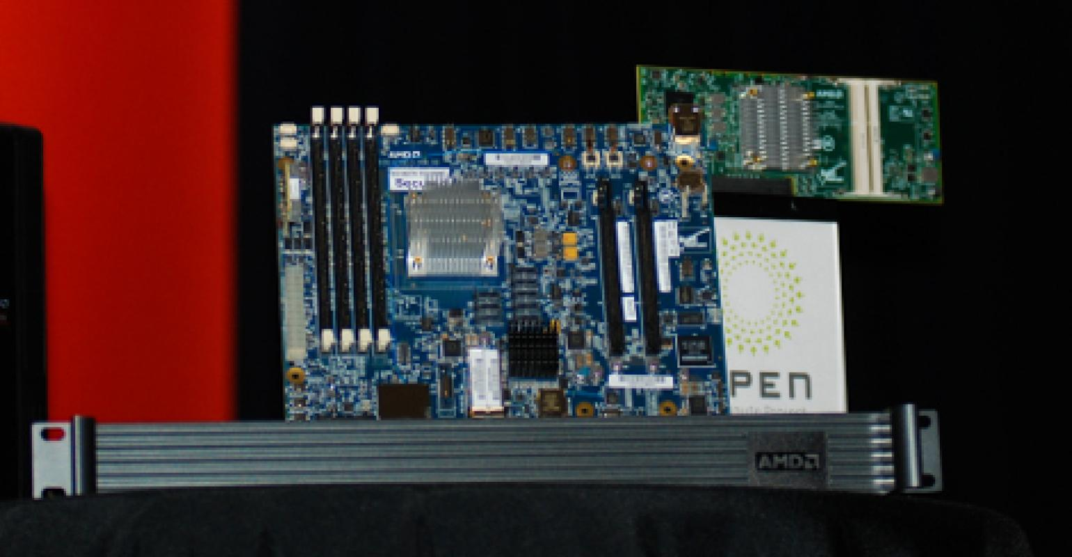AMD to Build Pin-Compatible x86 and ARM Server SoCs | Data Center