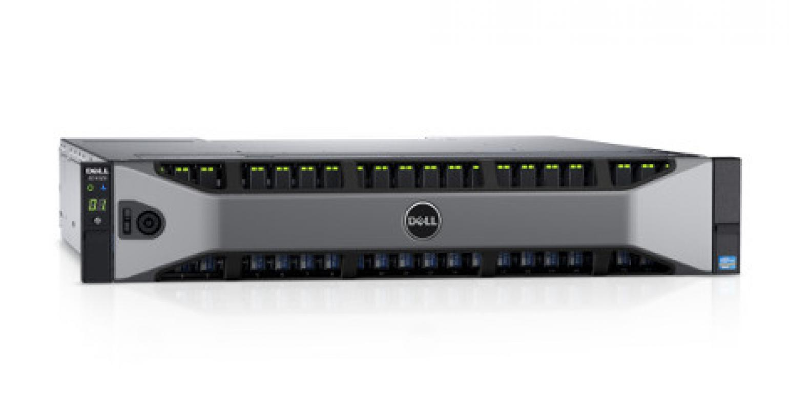 Dell Rolls Out Mid-Tier Enterprise Data Storage Arrays, Converged