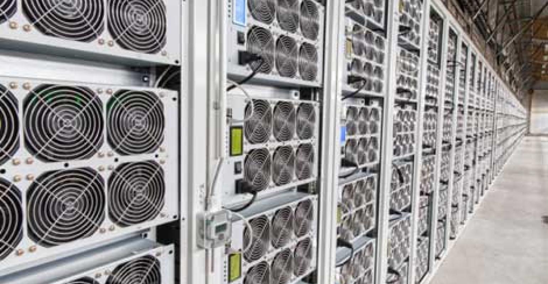 bitcoin mining datacenter
