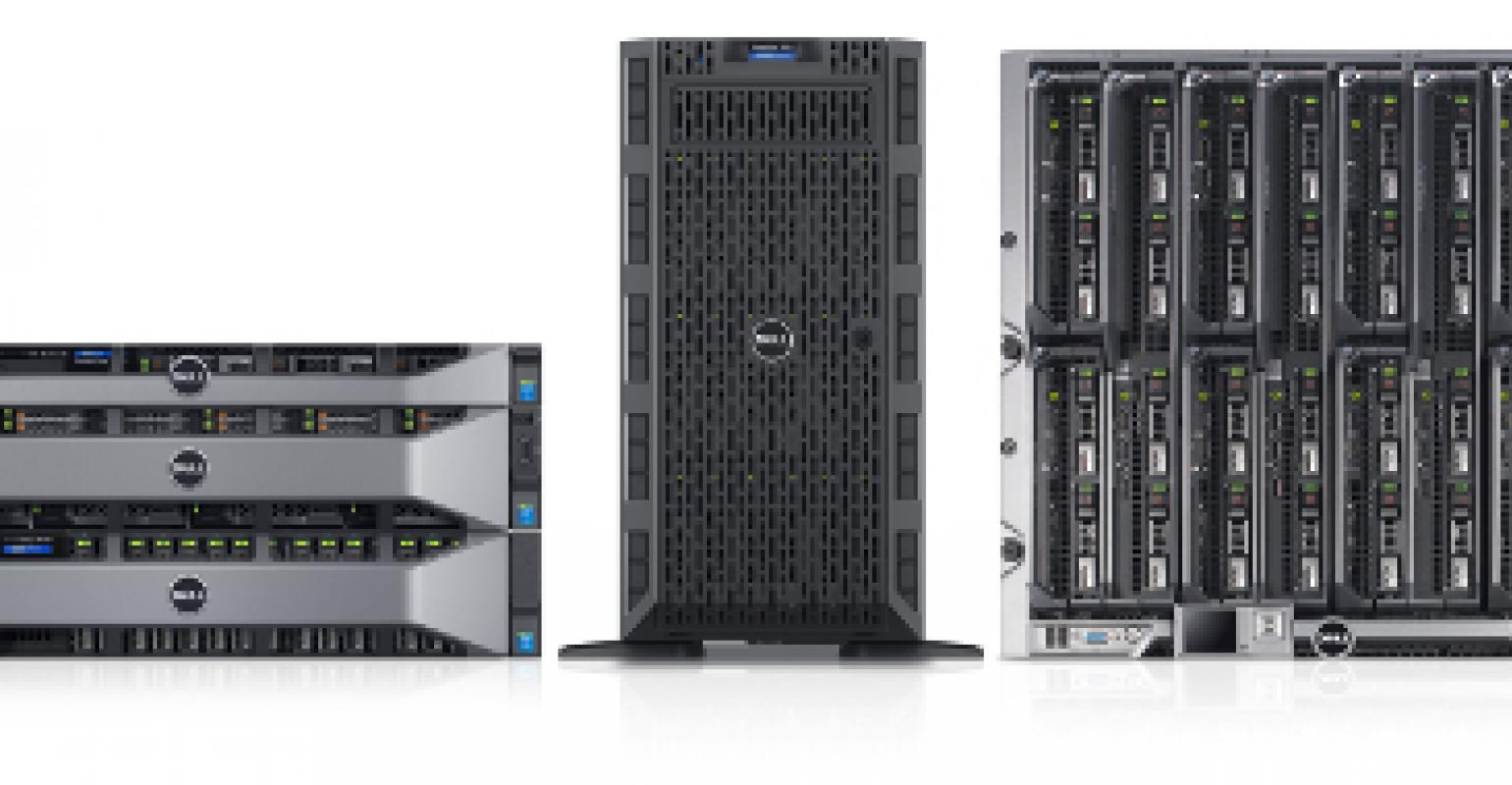 Dell PowerEdge R630 Servers ...