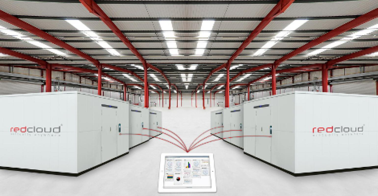 Red Cloud To Use Cannon S Modular Data Centers In Australia
