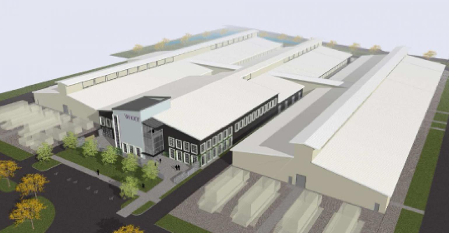 Yahoo Data Center Expansion in Quincy to Use Computing Coop Design