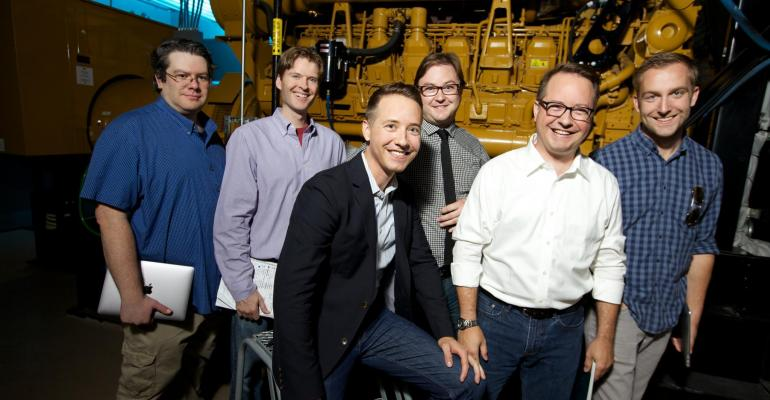 The Packet executive team