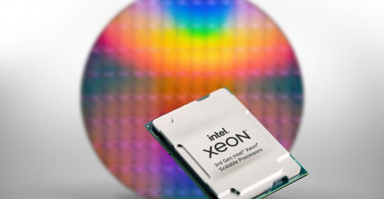 3rd Gen Intel Xeon Scalable (Ice Lake Server)