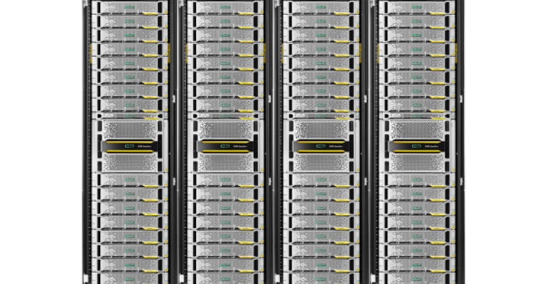 HPE 3PAR flash storage