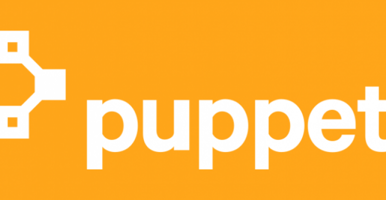 Puppet logo