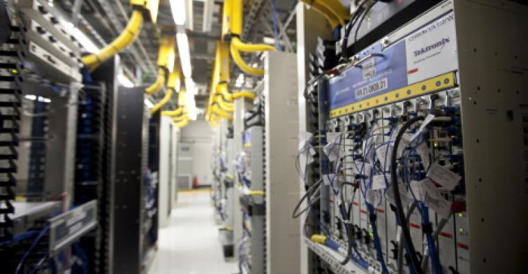 AT&T switching facility