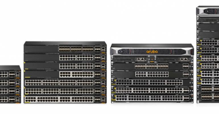 Aruba 6300 and 6400 switch family