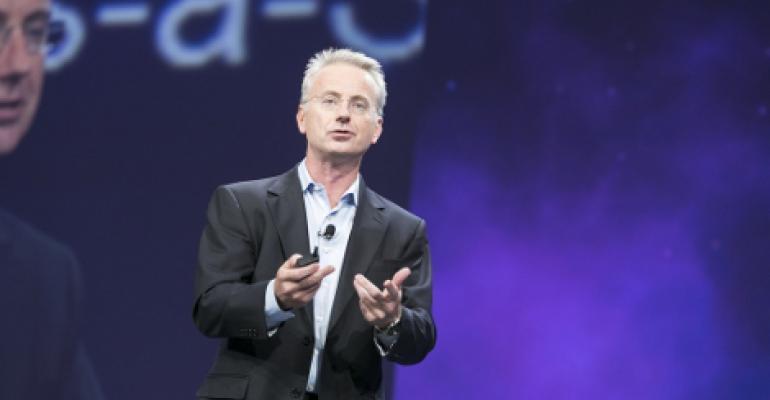 Bill Fathers speaking at VMworld 2014