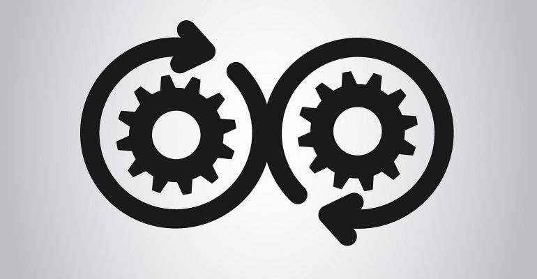 DevOps logo