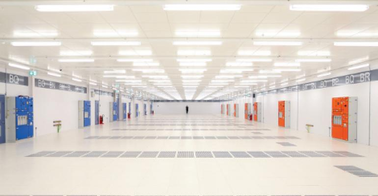 Digital Realty's 100,000-square-foot data center in Dublin's Profile Park.