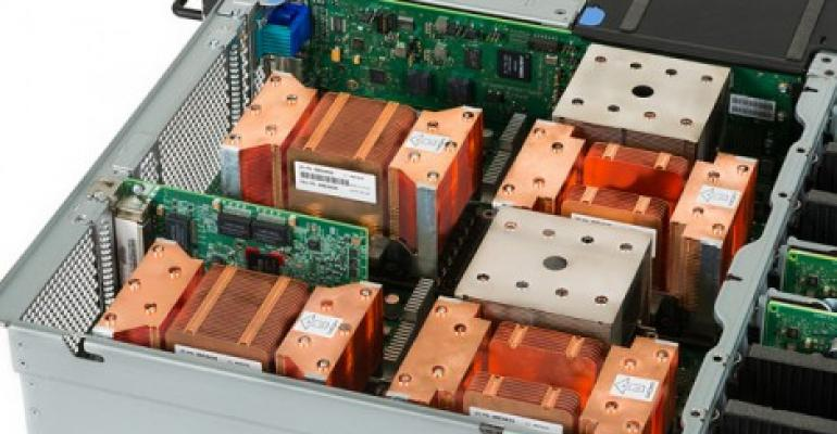 Image of an IBM PowerSystem S822LC