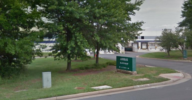 Airbus facility in Ashburn, Virginia recently purchased by Digital Realty