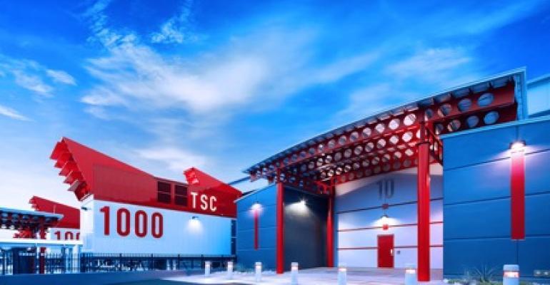 Switch's Las Vegas 10 data center
