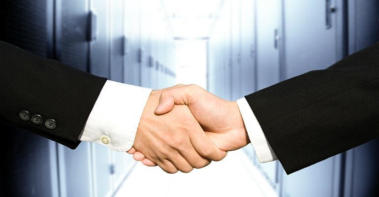 Data Center Handshake