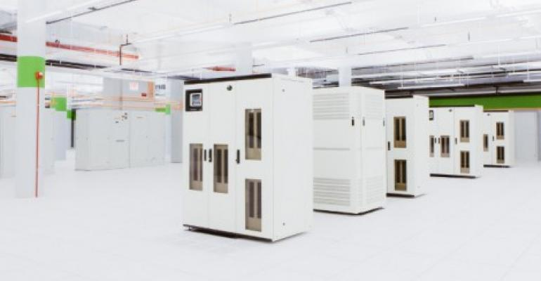 Inside a former AlteredScale Chicago data center acquired by TierPoint in 2015
