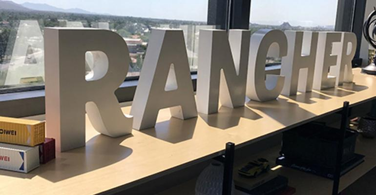 Inside Rancher's Cupertino office