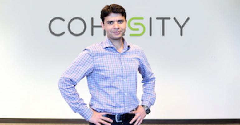 Cohesity CEO Mohit Aron