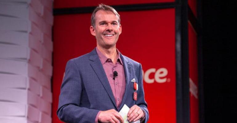 Rackspace CEO Kevin M. Jones
