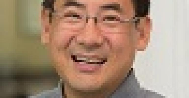 Steve Pao is CMO for Igneous