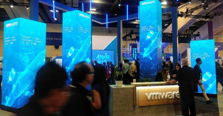 VMworld 2019 in San Francisco