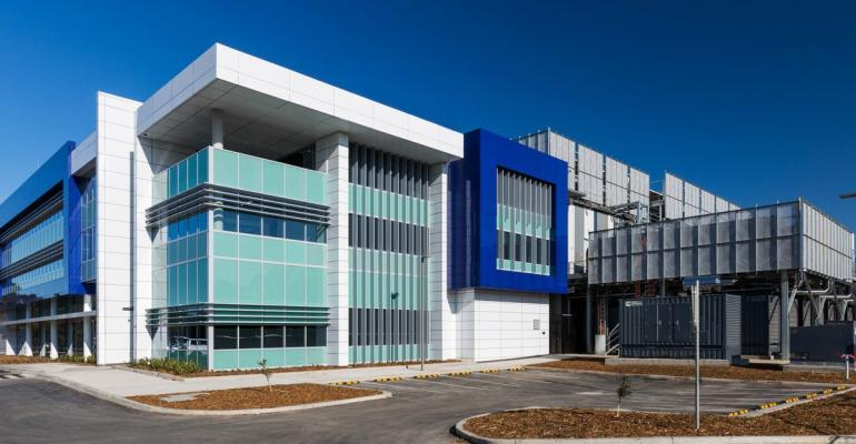 AirTrunk's Sydney West data center