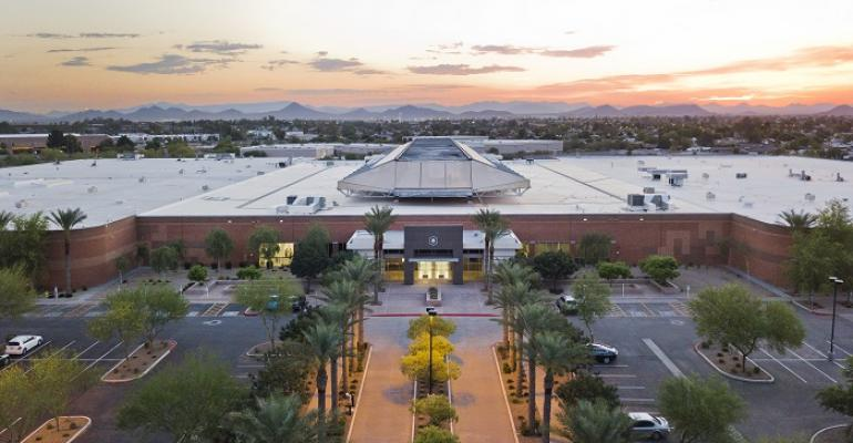 Aligned Energy's data center in Phoenix