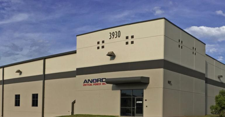 Photo of Anord's manufacturing facility in Sandston, Virginia