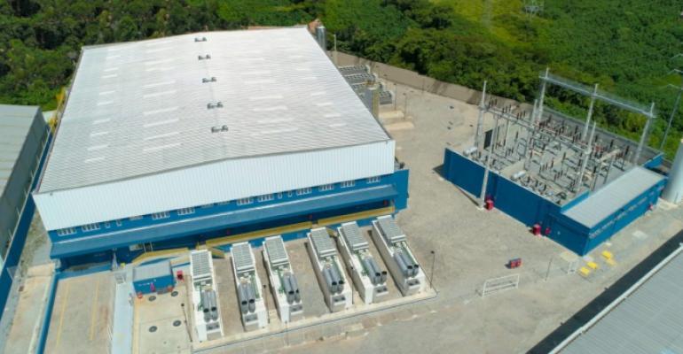 Ascenty's São Paulo 1 data center campus