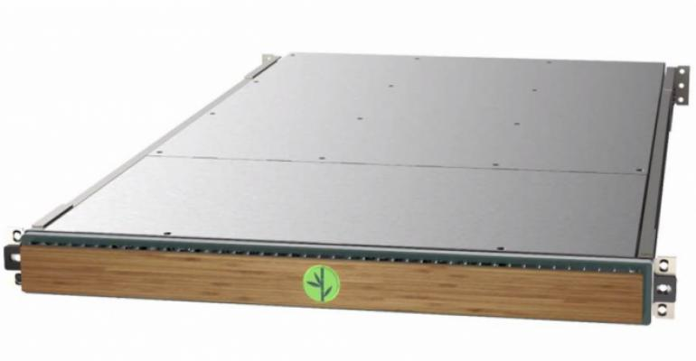 A Bamboo Systems Arm-powered server