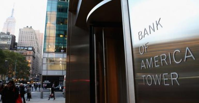 Bank of America tower, 2014, New York City