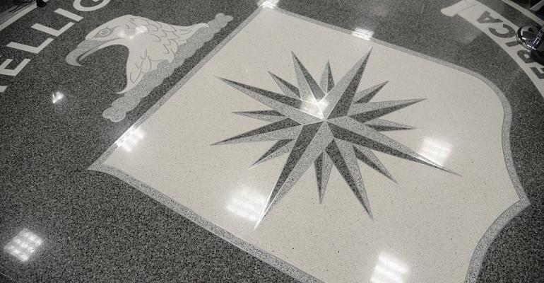 CIA HQ logo