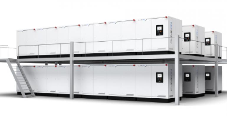Climeon heat power unit