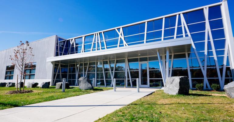 CloudHQ's MCC1 data center in Manassas, Virginia