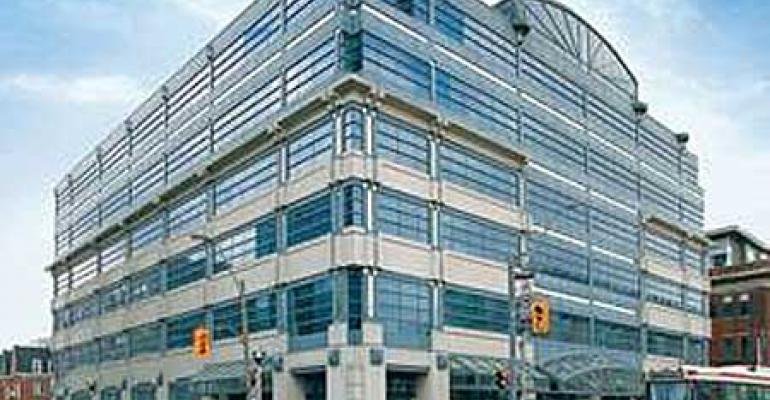 A Cologix data center in Toronto