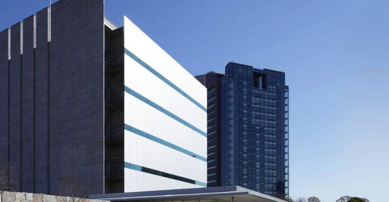Colt Tokyo Inzai 2 data center